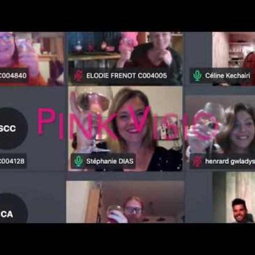 Vidéo - PINK VISIO – Nouveau concept Au Moulin Rose à découvrir